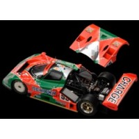 MAZDA 787B LeMans'91, winner