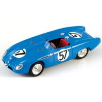 DB Panhard HBR LeMans'53 #57, 17th R.Bonnet / A.Moynet