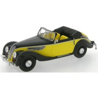 EMW 327, 1955, black/yellow