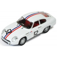 DB Panhard HBR5 LeMans'61 #52, 22nd JC.Caillaud / R.Mougin
