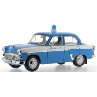 MOSKVITCH 407 Police (Hungary), 1959
