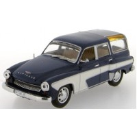 WARTBURG 311 Camping 5-doors, 1960, d.blue/off white