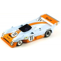 GULF-FORD GR8 LeMans'75 #11, winner Bell / Ickx