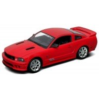 FORD Mustang Saleen S281, 2008, red