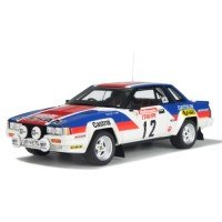 NISSAN 240 RS Gr.B Rally TourDeCorse'83 #12, T.Pond (limited 2000)
