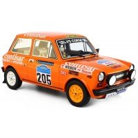 AUTOBIANCHI A112 Abarth Rally CollineRomagna'78 #205 (limited 150)