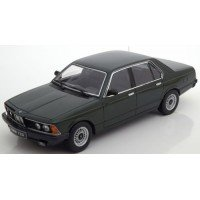 BMW 733i (E23), 1977, met.d.green (limited 1000)