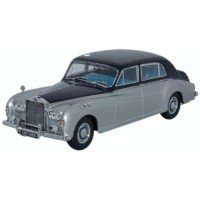ROLLS ROYCE Phantom 5 James Young, navy silver