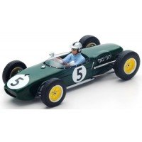 LOTUS 18 GP Netherlands'60 #5, A.Stacey