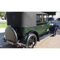 ROLLS ROYCE 20HP Barker Touring closed, green