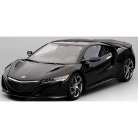 ACURA NSX (lhd), 2017, white/carbon fibre package