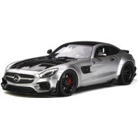 AMG GT Prior Design, 2015, satin silver (limited 999)