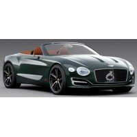 BENTLEY EXP 12 Speed 6e, EXP green
