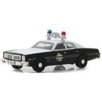 1977 Dodge Monaco Texas Highway Patrol, *Hot Pursuit Series 30*, black