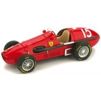 FERRARI 500 F2 GP GreatBritain'52 #15, WorldChampion & winner A.Ascari