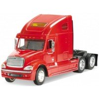 FREIGHTLINER Columbia, red