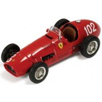 FERRARI 500 F2 GP Germany'52 #102, winner A.Ascari