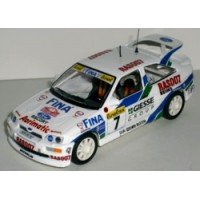FORD Escort RS Cosworth Rally MonteCarlo'95 #7, 2nd F.Delecour